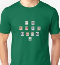 1984 Football Sticker Team (Got, got, got, got, NEED!) T-Shirt