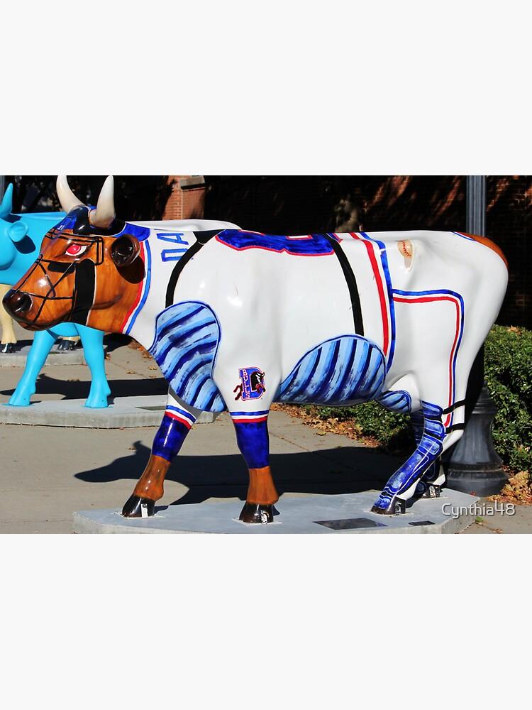 Catcher Cow by Cynthia48