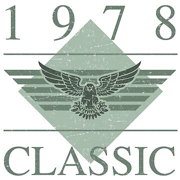 1978 Classic Eagle by thepixelgarden