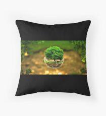 little tree pillow Throw Pillow