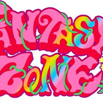 Fantasy Zone Logo by CDSmiles