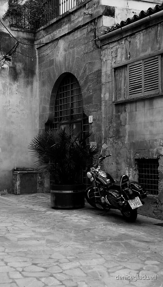 Motorbike by denisegladwell