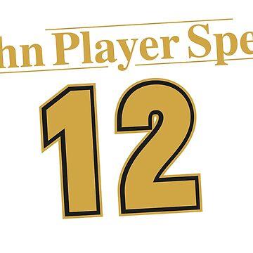 JPS Ayrton Senna Tribute by MarkPMB