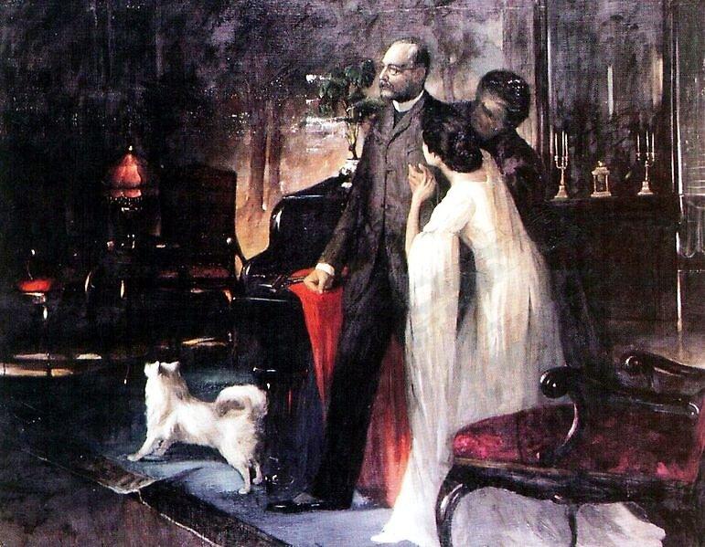 Tisza's Death by Godot