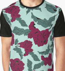 Flowers of Autumn  Graphic T-Shirt
