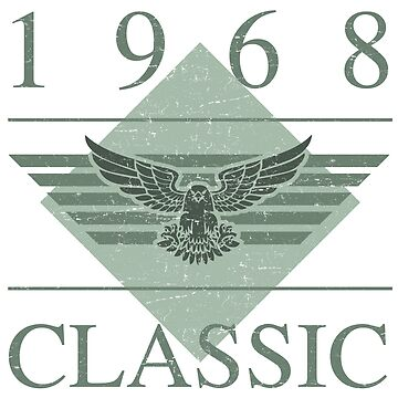 1968 Classic Eagle by thepixelgarden