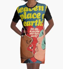 Heaven Graphic T-Shirt Dress
