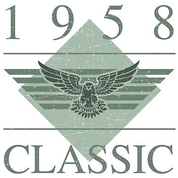 1958 Classic Eagle by thepixelgarden