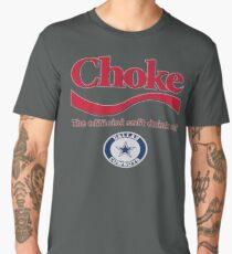 dallas cowboys choke Men's Premium T-Shirt