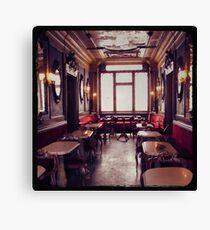 MERCHANT OF VENICE - Florian Tea Room Canvas Print