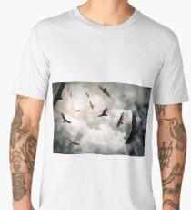 Circling Vultures Men's Premium T-Shirt
