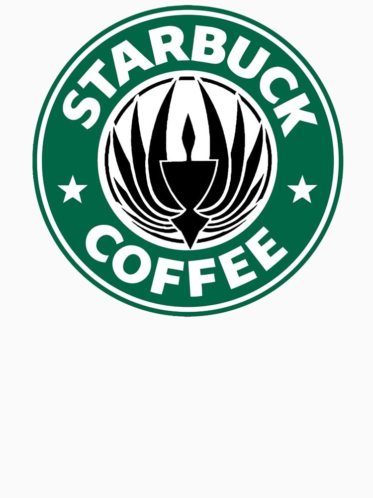 STARBUCK COFFEE by miztak