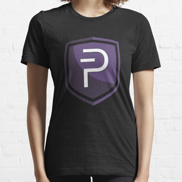PIVX Coin Cryptocurrency Essential T-Shirt