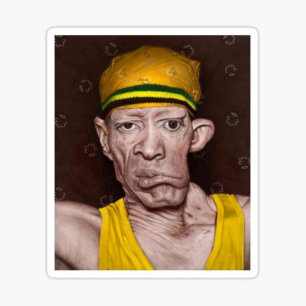 King Yellowman Sticker