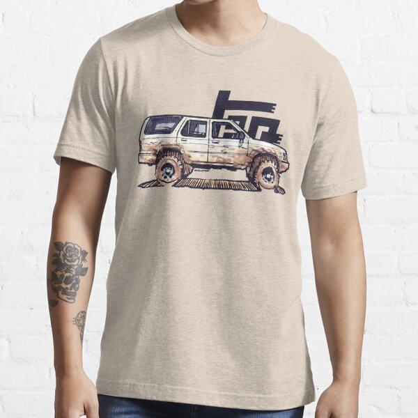 2nd Gen 4Runner TRD - Tan Essential T-Shirt