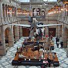 A Birds-eye view in Kelvingrove Museum, Glasgow by biddumy