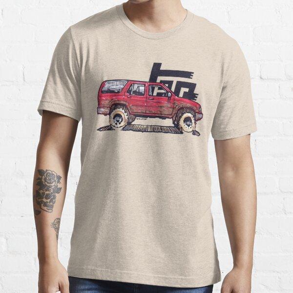 2nd Gen 4Runner TRD - River Red Essential T-Shirt