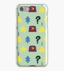 Pines Pattern iPhone Case/Skin