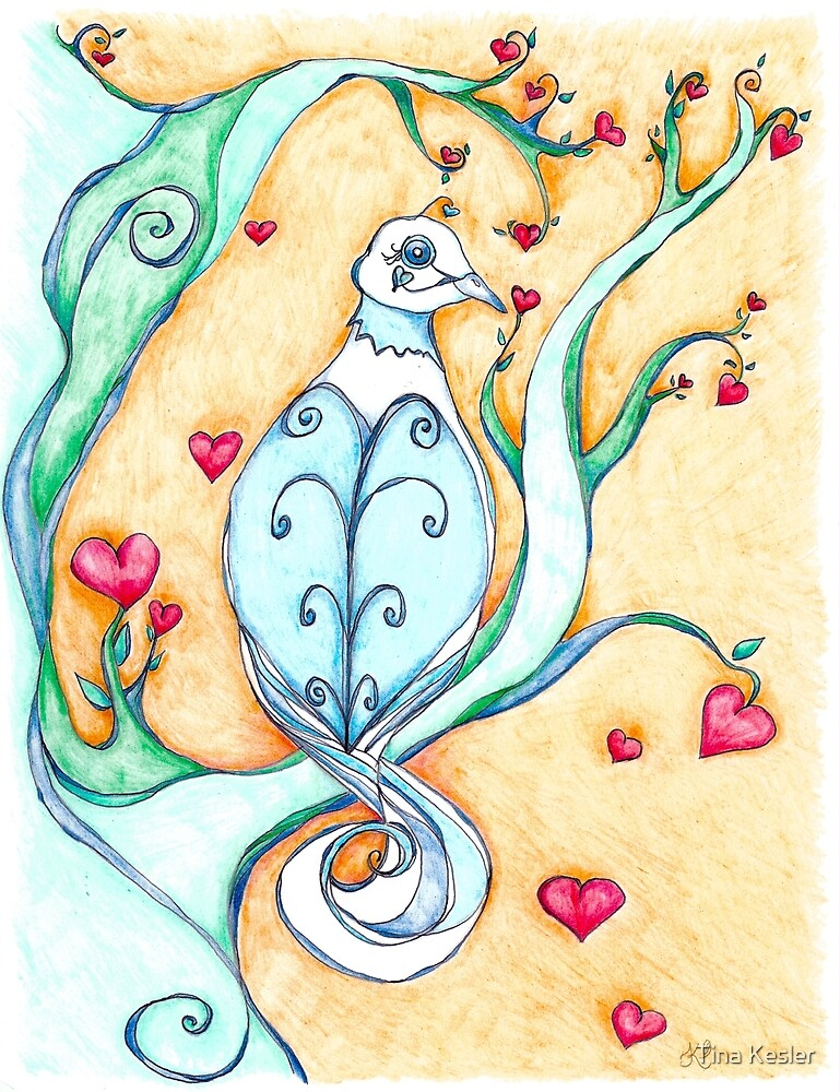 Colorful Love by Tina Kesler
