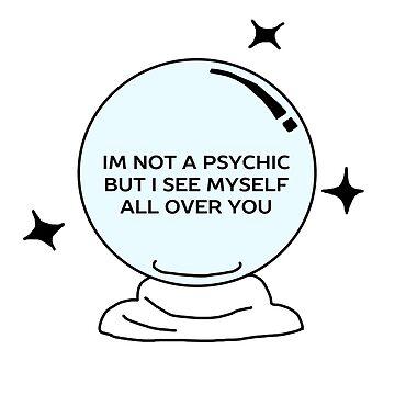 No soy un psíquico de HustlerJauregui