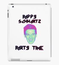 Paddy Schwartz, Party Timez? iPad Case/Skin