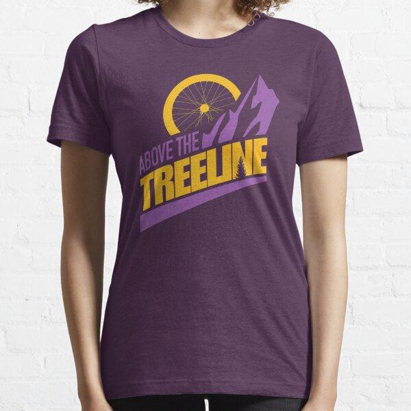 Above The Treadline Essential T-Shirt