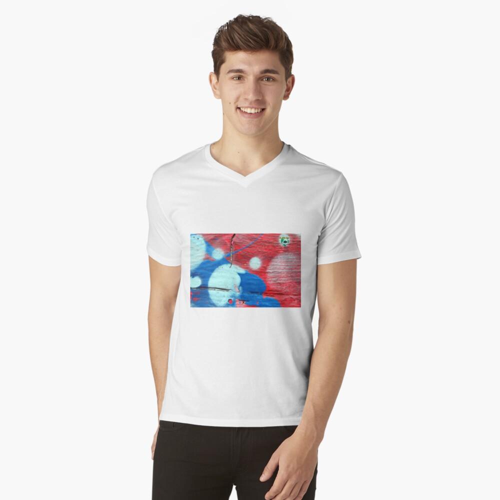 Worlds Away V-Neck T-Shirt