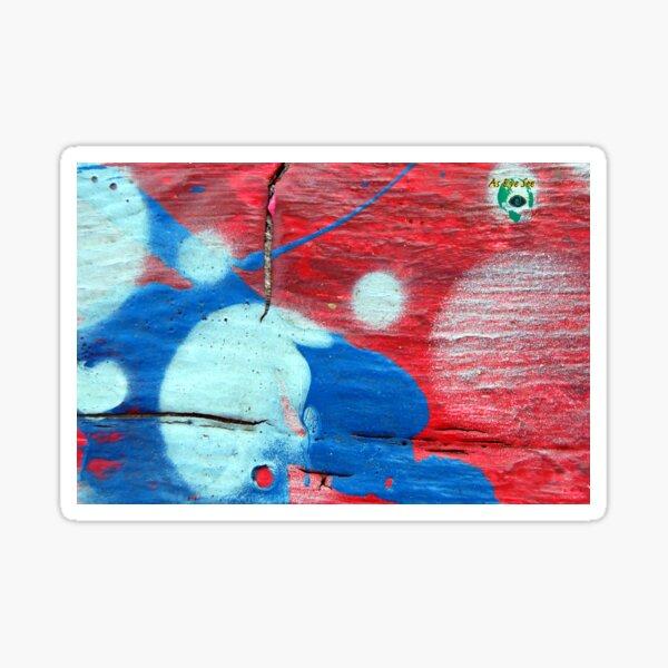 Worlds Away Sticker