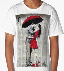 a little rain Long T-Shirt