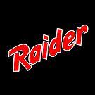 Raider DARK by aartmoore