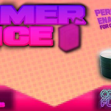 gamer juice by OJSMAYO