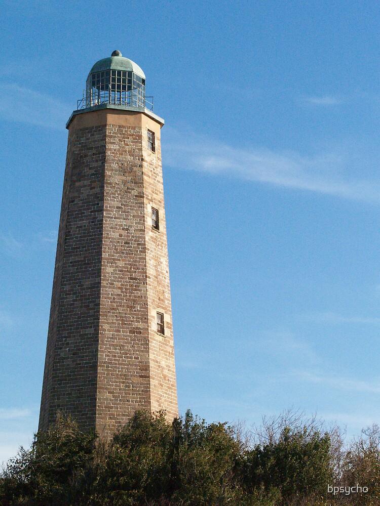 lighthouse by bpsycho