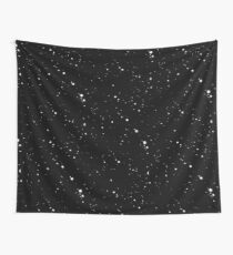 Twilight Zone Starry Space Wall Tapestry