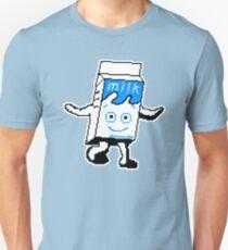 Milky Blur pixel art Unisex T-Shirt