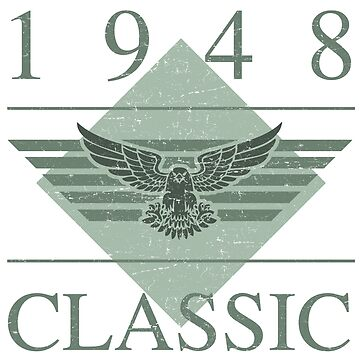 1948 Classic Eagle by thepixelgarden