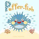 Pufferfish  by Elsbet
