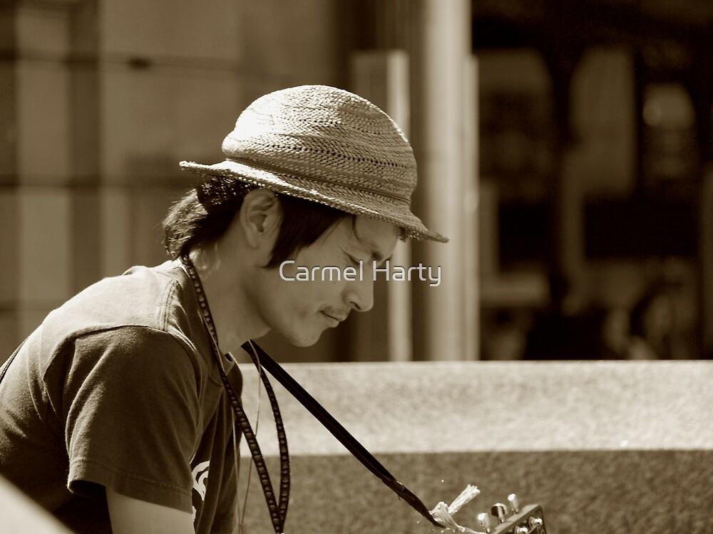 Focus by Carmel Harty