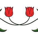Tulips by Elsbet