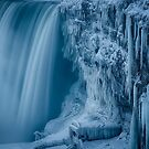 Niagara Falls in winter by (Tallow) Dave  Van de Laar