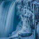Niagara Falls in winter by (Tallow) Dave  Van de Laar