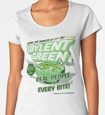 Soylent Green Cereal Women's Premium T-Shirt