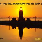 The Lord is our light by paintin4him