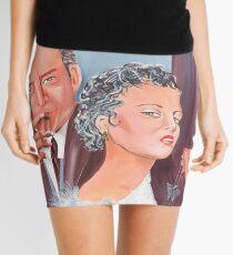 Art Deco Necklace Mini Skirt