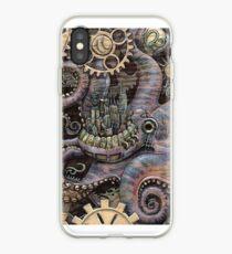 Clocktopuscity iPhone Case