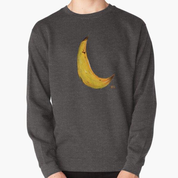 Banana Nose Pullover Sweatshirt