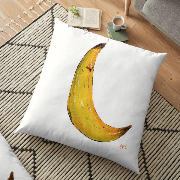 Banana Nose Floor Pillow
