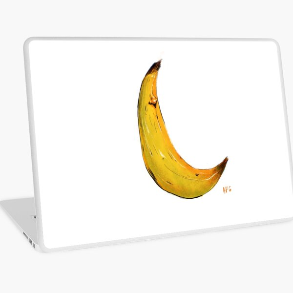 Banana Nose Laptop Skin