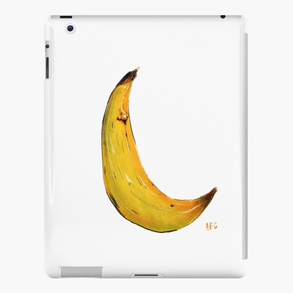 Banana Nose iPad Snap Case