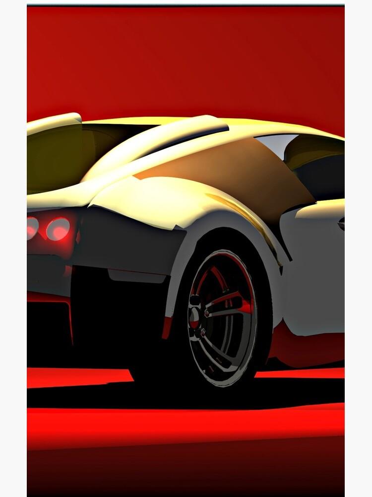 Bugatti Veyron by andreisky
