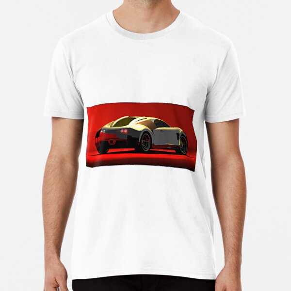 Bugatti Veyron Premium T-Shirt